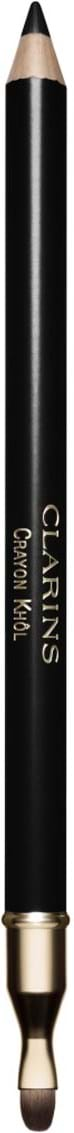 Clarins Eye Pencil Khol Eye Pencil N° 01 Carbon Black