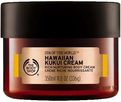 The Body Shop Spa of the World Hawaiian Kukui Body Cream 350 ml