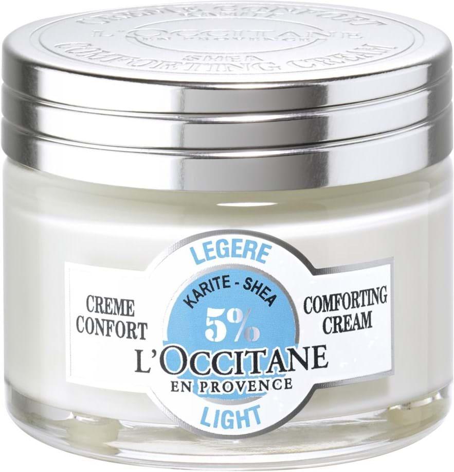 L' Occitane en Provence Karite-Shea Butter Shea Light Face Cream 50ml