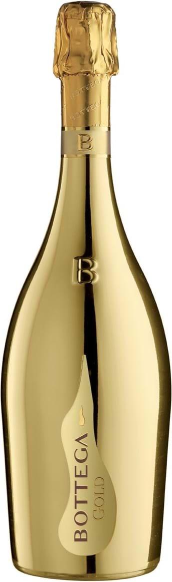 Bottega, Gold, Prosecco Spumante, DOC, brut, white, 0.75L