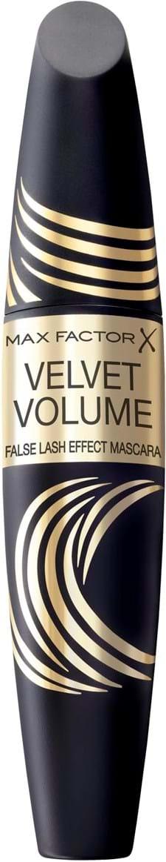 Max Factor False Lash Effect Velvet Volume Mascara Black 13ml