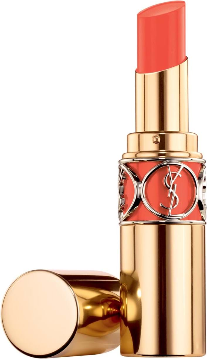 Yves Saint Laurent Rouge Volupté Shine Lipstick N° 30 Coral Ingenious