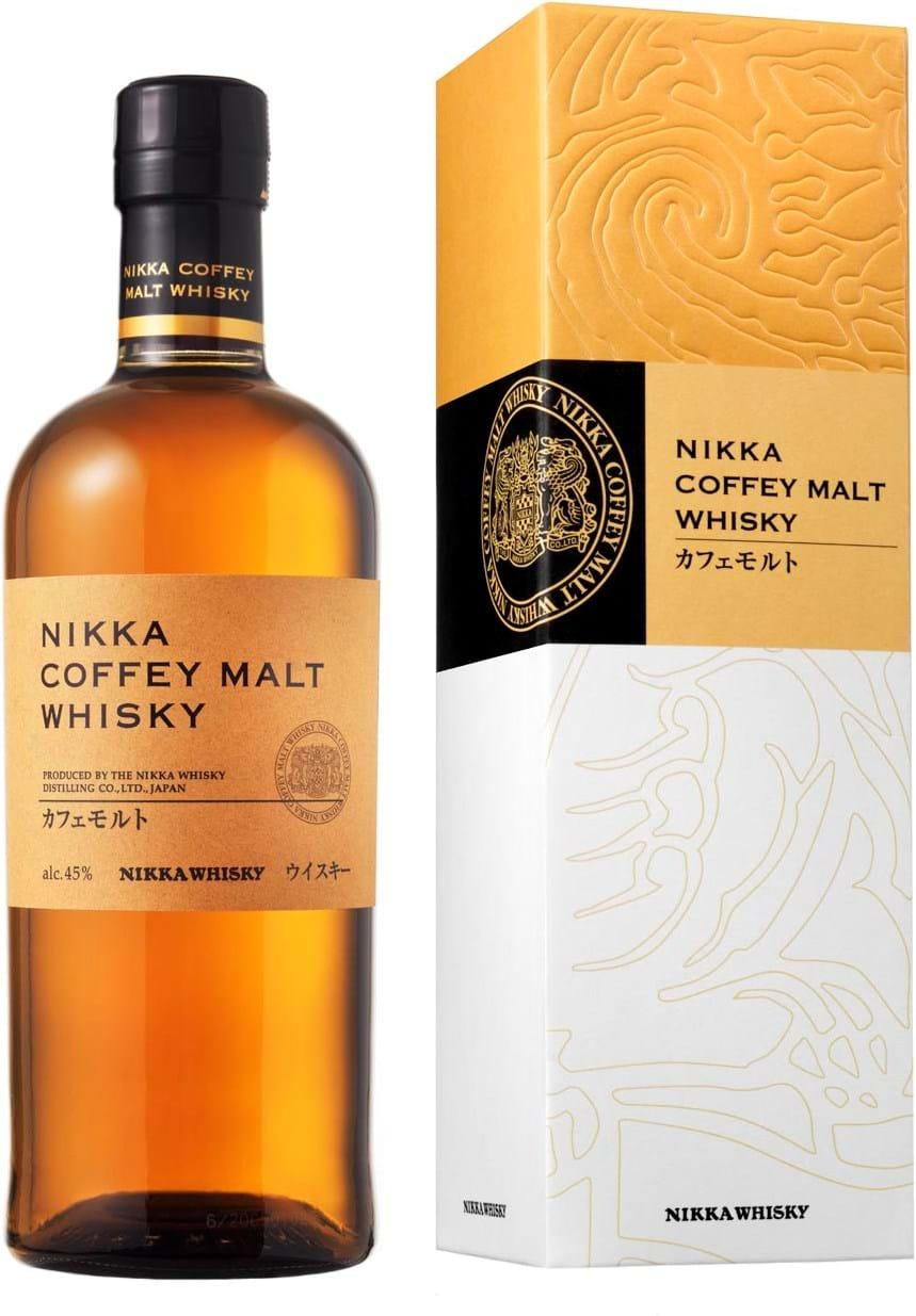 Nikka Coffey Malt Whisky 45% 0.7L Giftpack