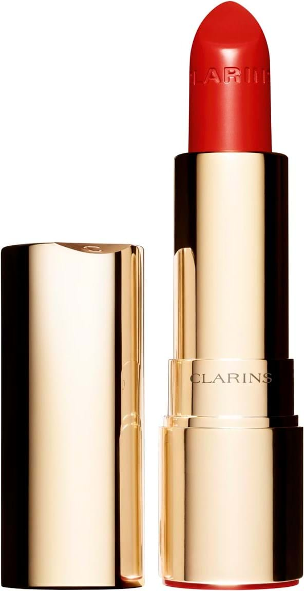 Clarins Joli Rouge Lipstick N° 741 Red Orange