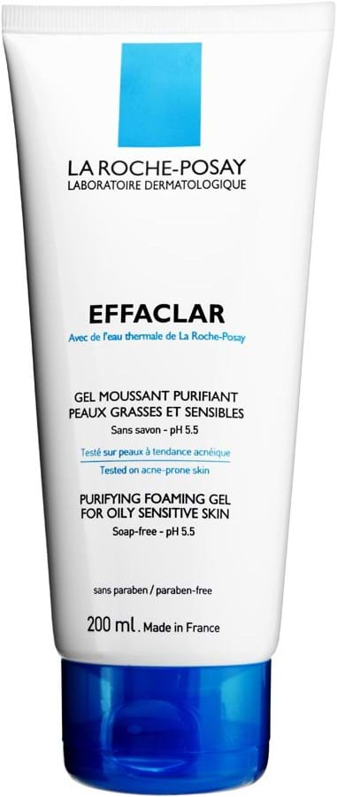 La Roche Posay Effaclar Foaming Gel 200 ml