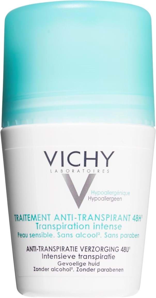 Vichy Deodorant Dermo-Tole Deodorant Antitranspirant Roll-On 50ml