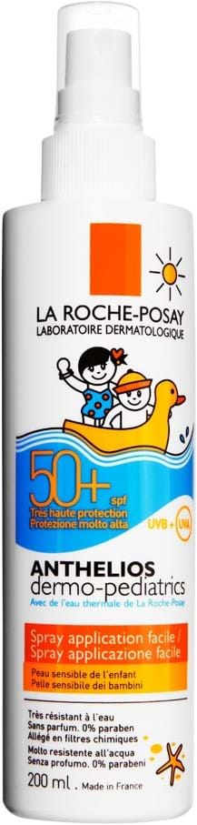 La Roche Posay Solaires LRP Anthelios Dermopediatrics SPF50 Spray 200 ml