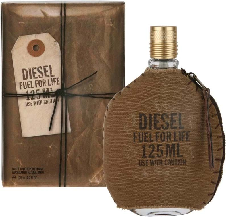 Diesel Fuel for Life Eau de Toilette 125 ml