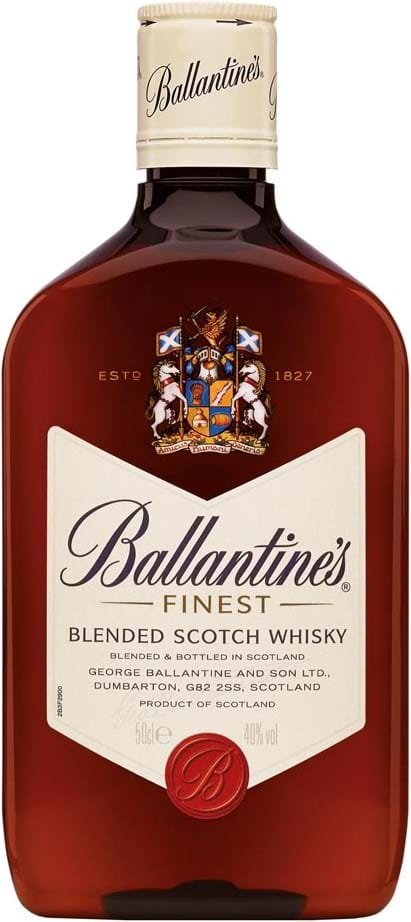 Ballantine's Finest 40% 0.5L PET