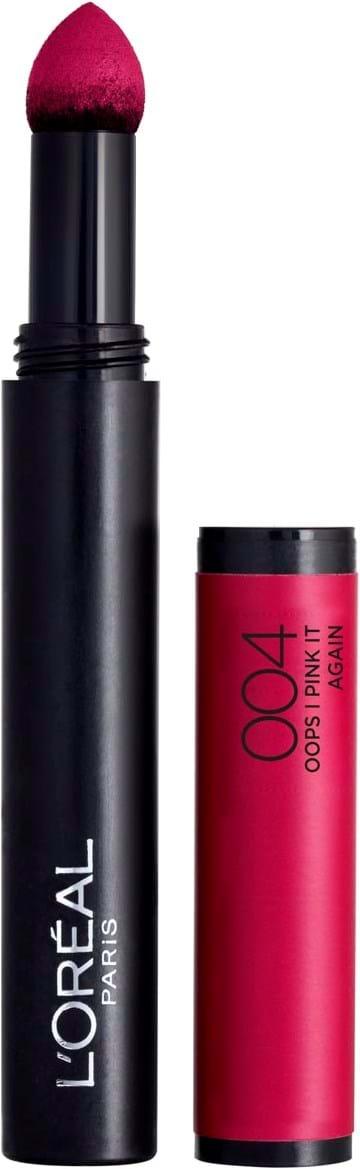 L'Oréal Paris Infaillible Le Matte Lipstick N° 004 Oops I Pink it again