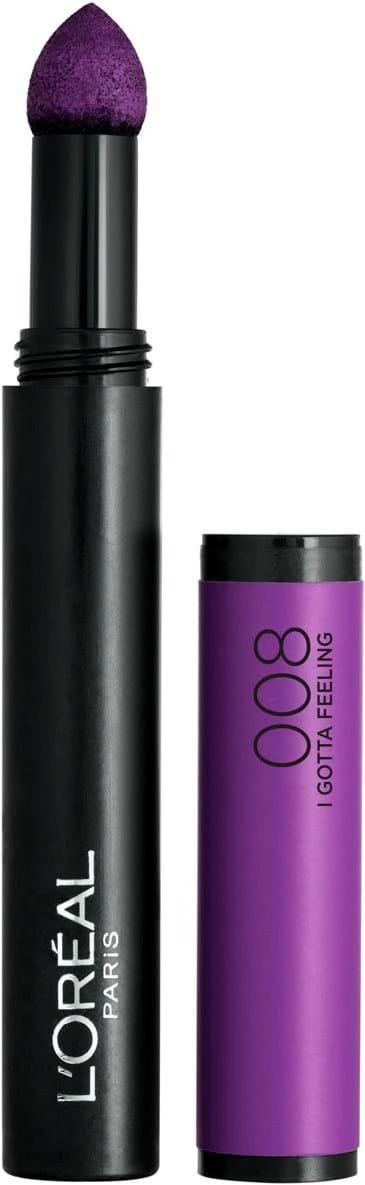 L'Oréal Paris Infaillible Le Matte Lipstick N° 008 I Gotta feeling