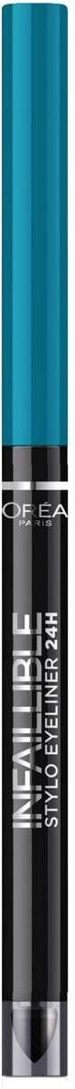 L'Oréal Paris Infaillible Eyeliner N° 317 Turquoise Thrill