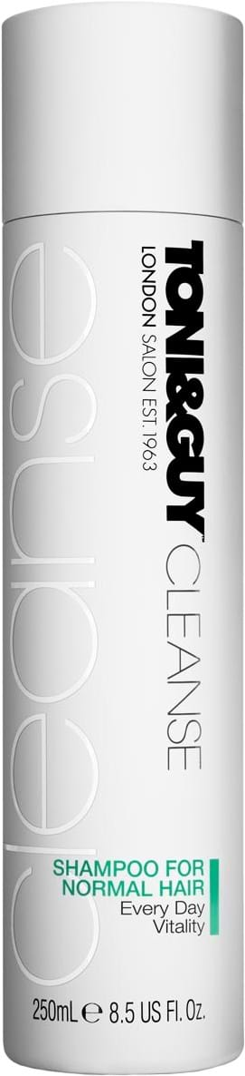 Toni&Guy Cleanse Shampoo for normal hair 250 ml