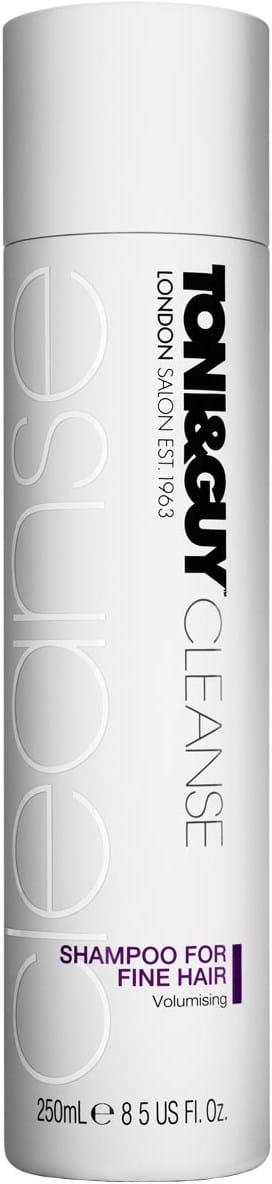 Toni&Guy Cleanse Shampoo for fine hair 250 ml
