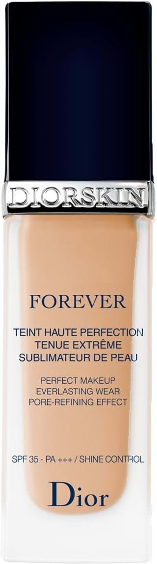 Dior Diorskin Forever Fluid Foundation N° 033 Amber Beige 30 ml