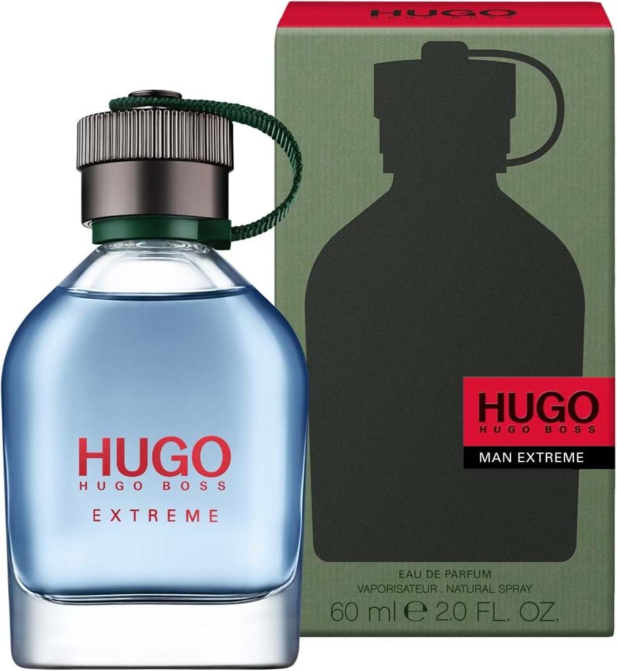 Boss Man Extreme Eau de Parfum 60 ml