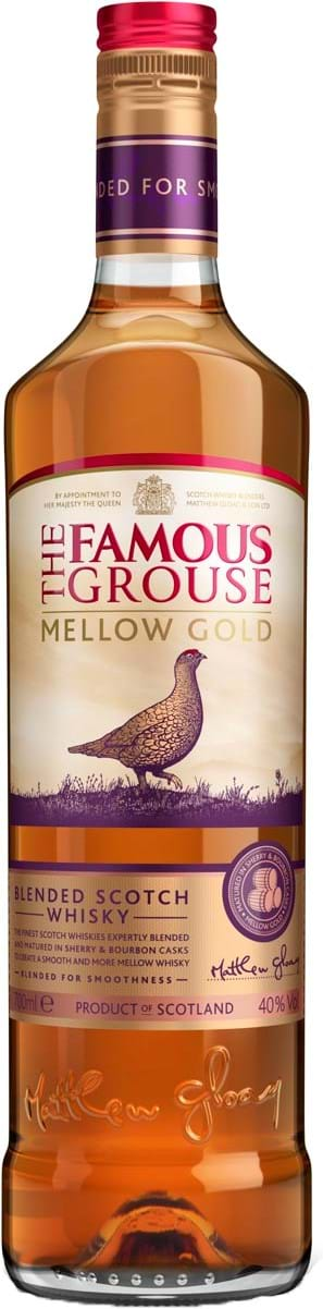 Famous Grouse Mellow Gold 40 % 1L