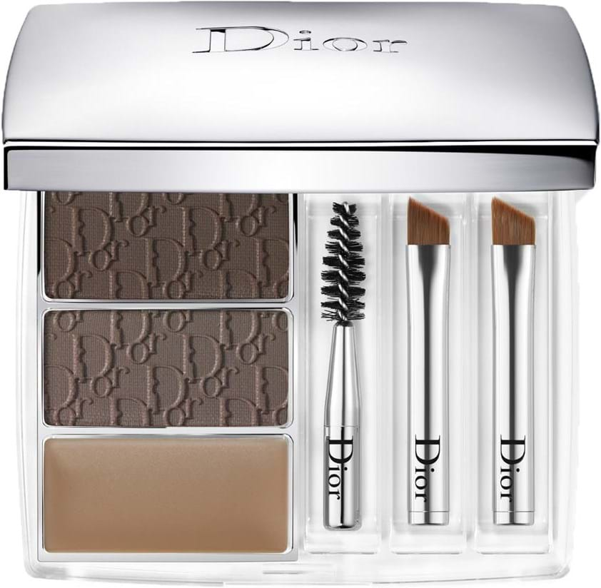 Dior All in Brow 3D Backstage Pros Palette N° 001 Brown