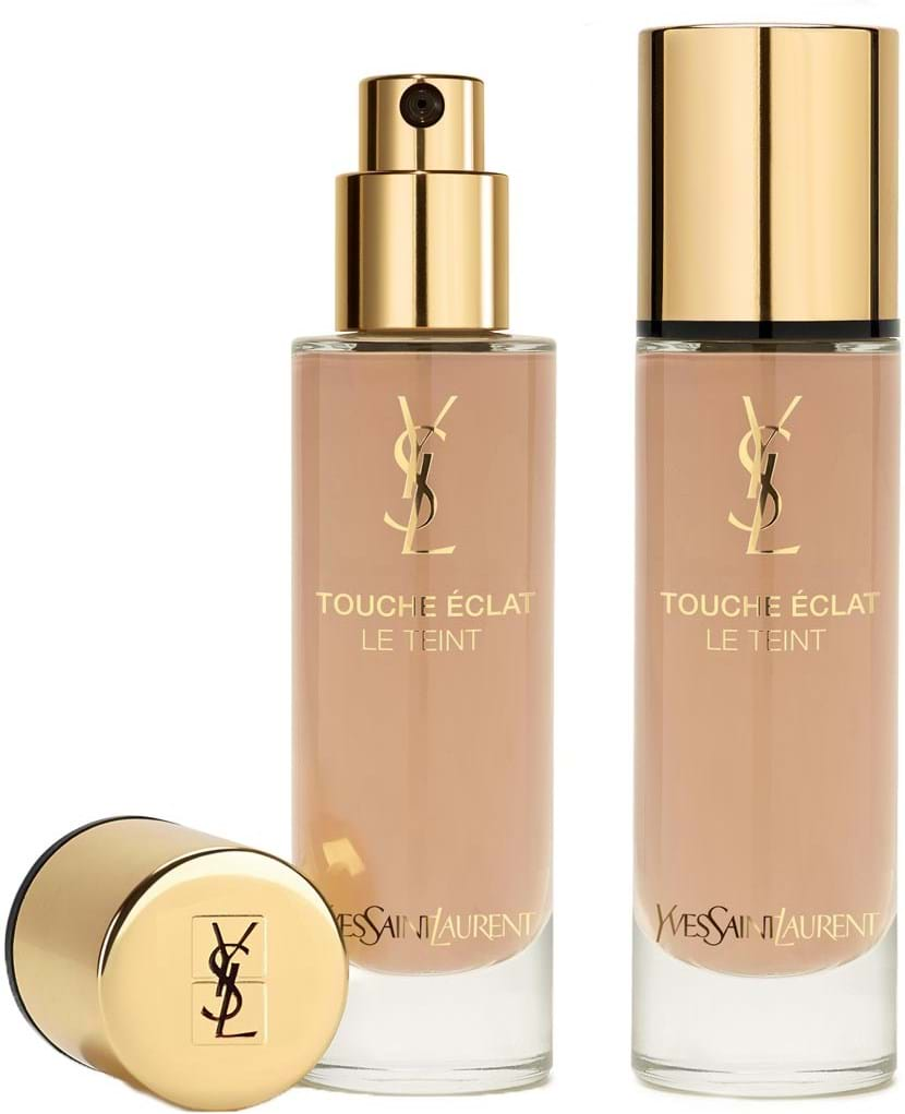 Yves Saint Laurent Touche Éclat Le Teint Foundation N° BR30 Cool Almond 30 ml