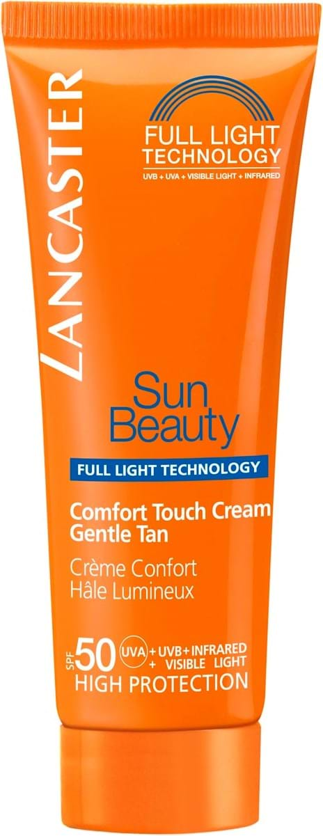 Lancaster Suncare Beauty Full Light Protection SPF 50 face sunscreen 75 ml