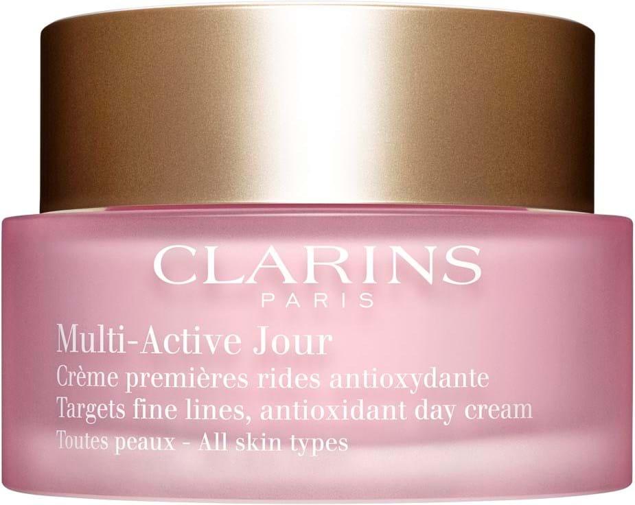 Clarins Multi Active Day Cream All Skin Types 50ml