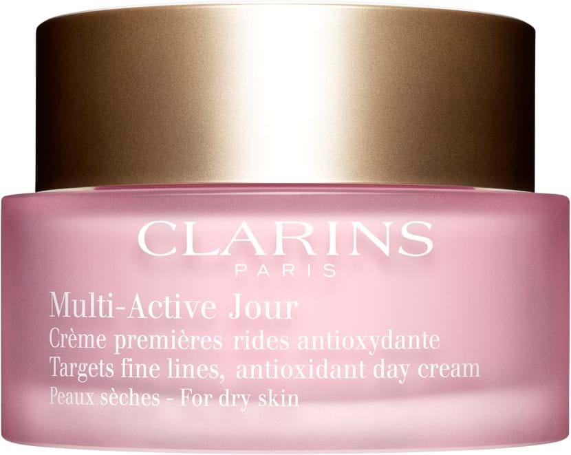 Clarins Multi Active Day Cream Dry Skin Tagespflege 50 ml