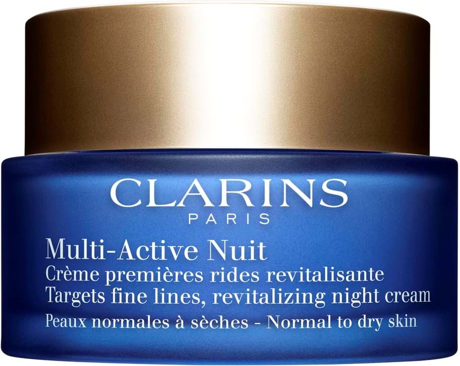 Clarins Multi Active Night Comfort Cream 50 ml