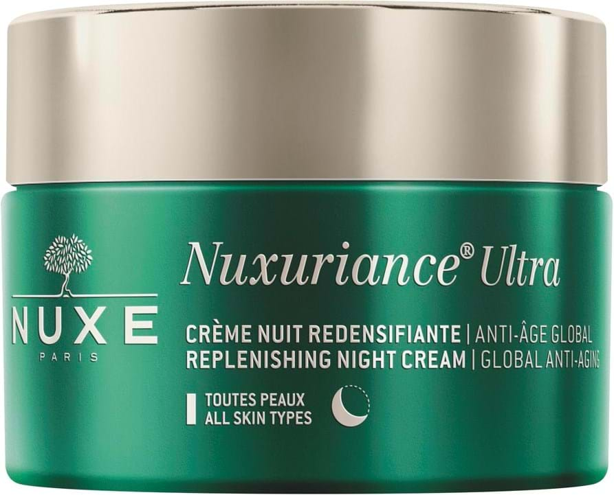 Nuxe Nuxuriance Ultra Replenishing Night Cream Global Anti-Aging 50ml