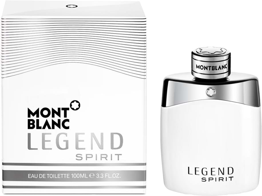 Montblanc Legend Spirit Eau de Toilette 100 ml