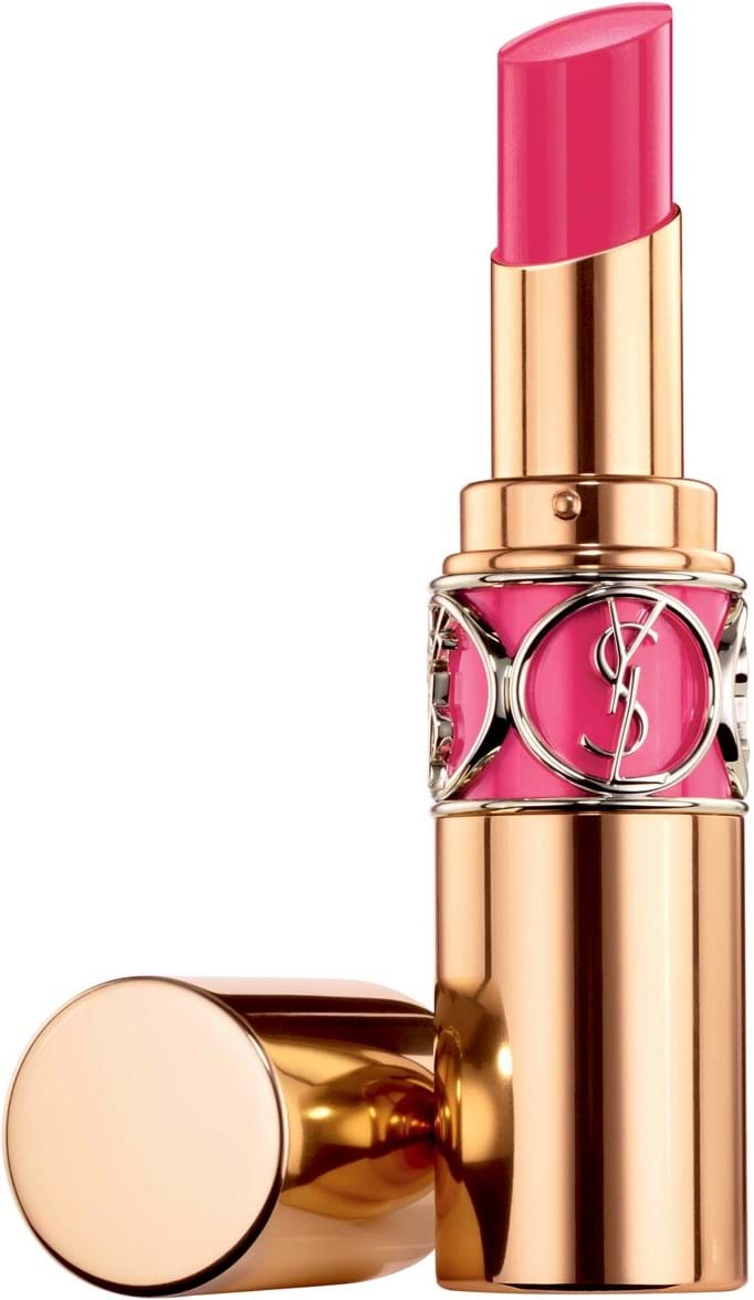 Yves Saint Laurent Rouge Volupte Shine Lipstick N°49 Rose Saint Germain