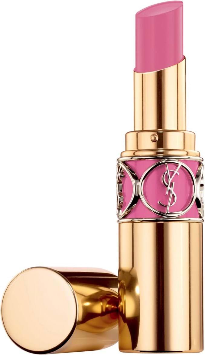 Yves Saint Laurent Rouge Volupte Shine Lipstick N° 52 Trapèze Pink