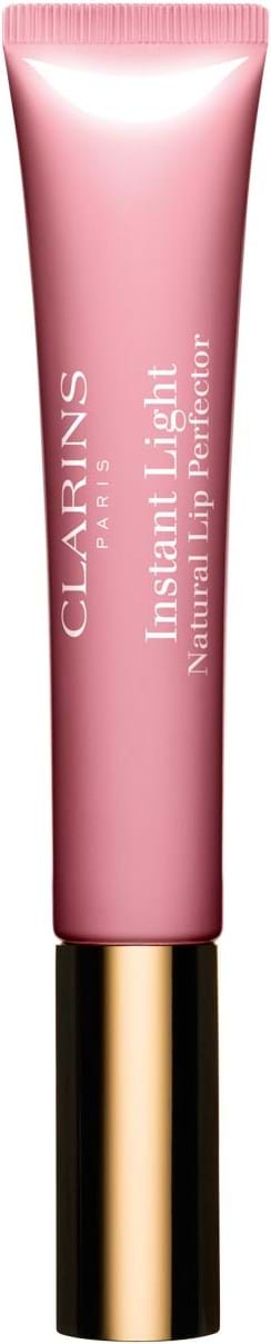 Clarins Instant Light Natural Lip Perfector Lipstick N° 07 Toffee Pink 12 ml