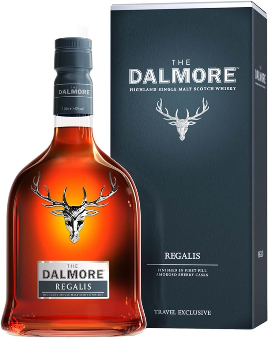Dalmore Regalis Highland Single Malt Scotch Whisky 40 % 1L