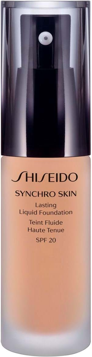 Shiseido Synchro Skin Lasting Liquid Foundation N° 2 Neutral 30 ml