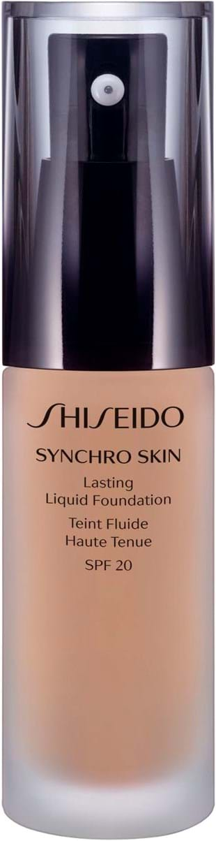 Shiseido Synchro Skin Lasting Liquid Foundation N° 3 Neutral 30 ml