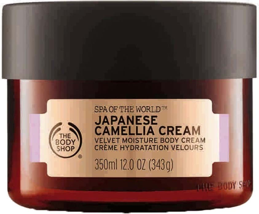 The Body Shop Spa of the World Body Cream 350 ml