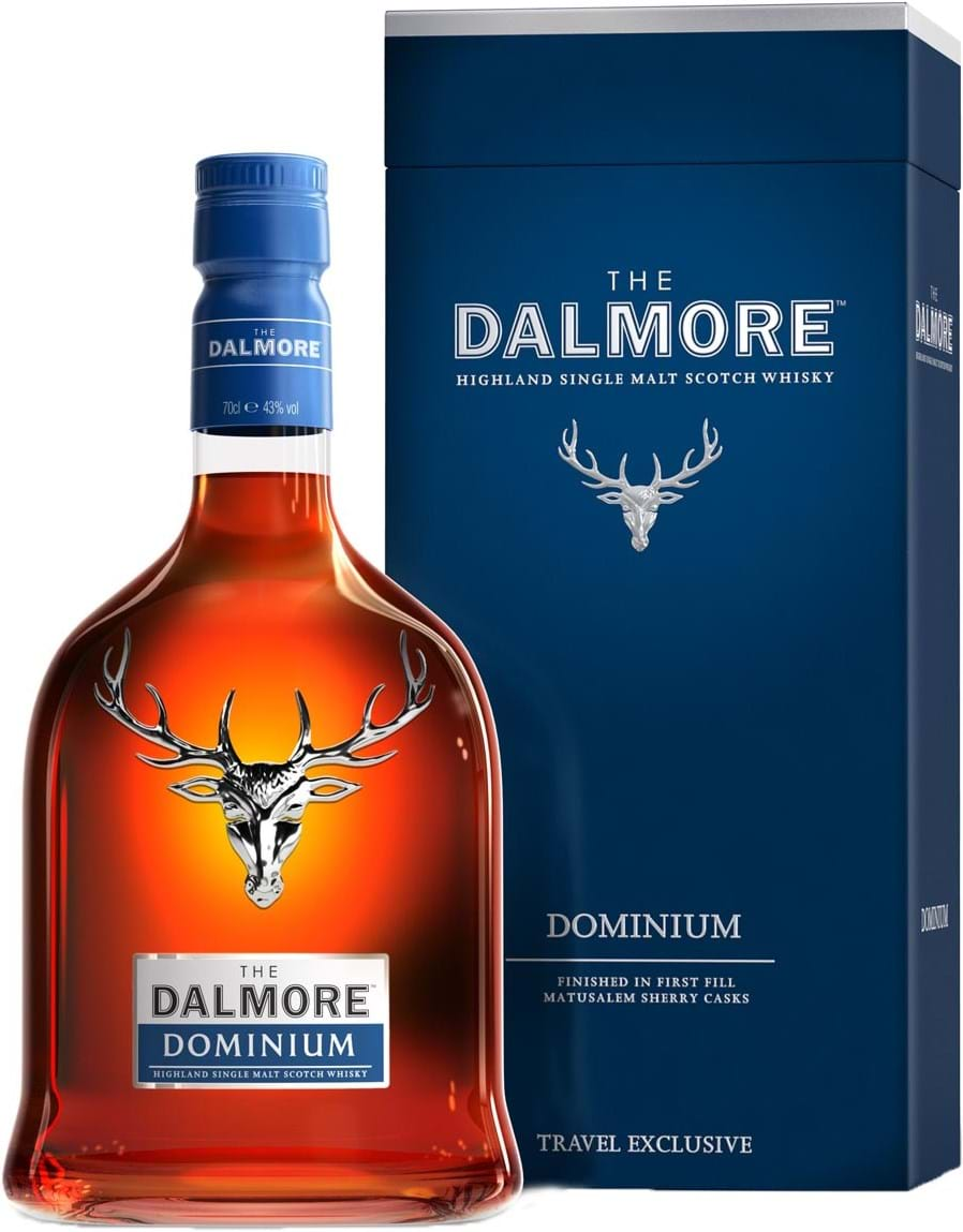 Dalmore Dominium Highland Single Malt Scotch Whisky 40% 0.7L