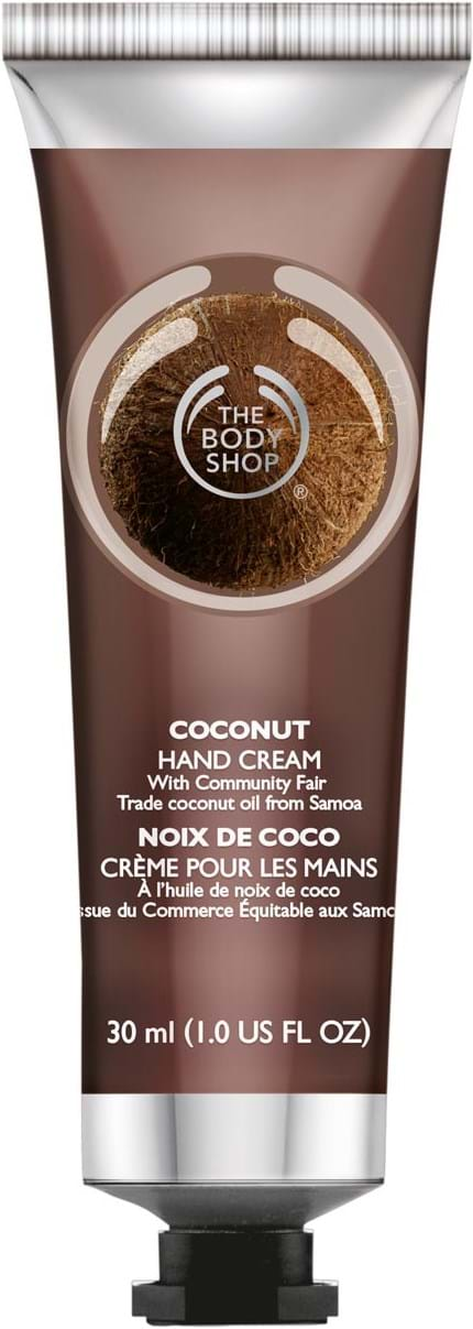 The Body Shop Coconut-håndcreme 30 ml