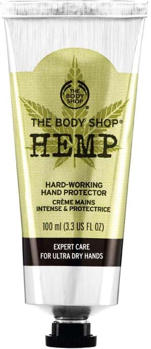 The Body Shop Hemp Hand Protector 2016 100 ml