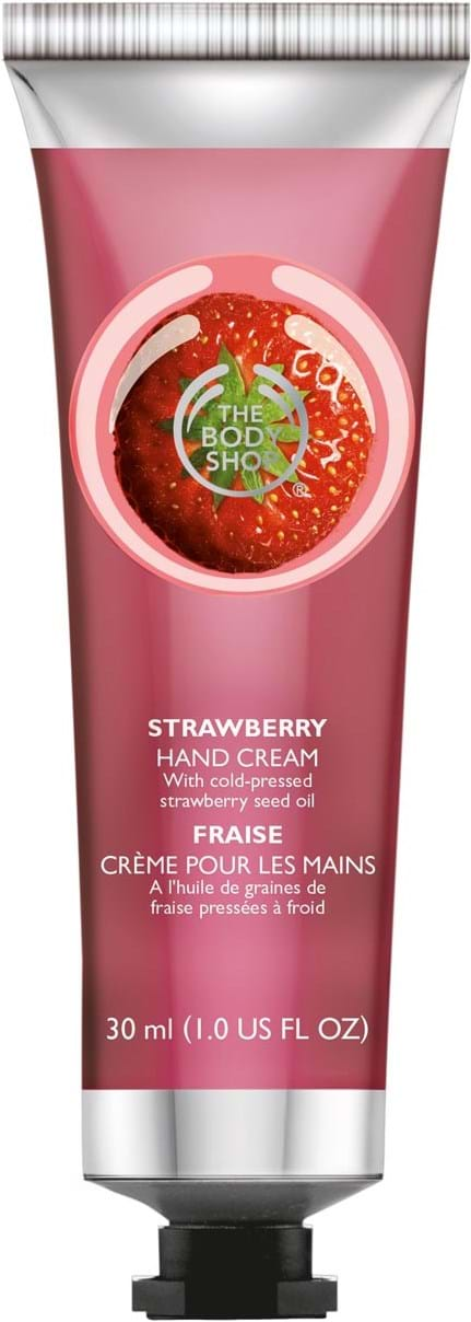 The Body Shop Strawberry-håndcreme 30ml