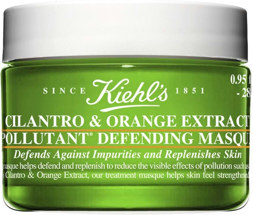 Kiehl's Cilantro & Orange Extract Pollutant Purifying Masque 75 ml
