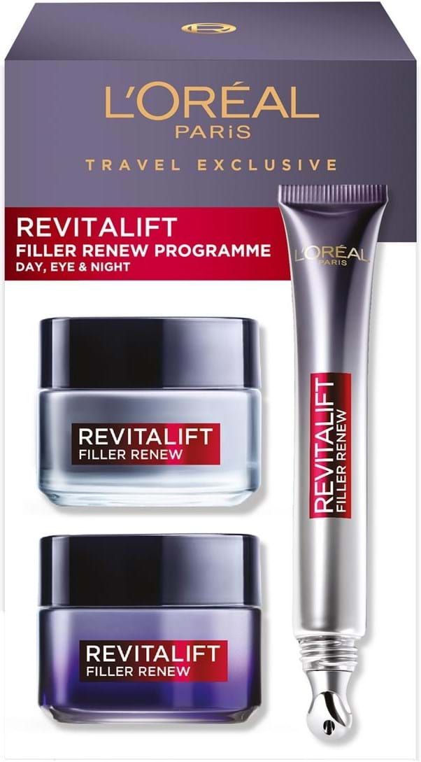 L'Oreal Paris Revitalift Filler Programme Set