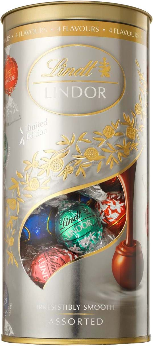 Lindor Flavour Edition of the Year (Milk, Cocos, Strawberry, Surfin) 400g