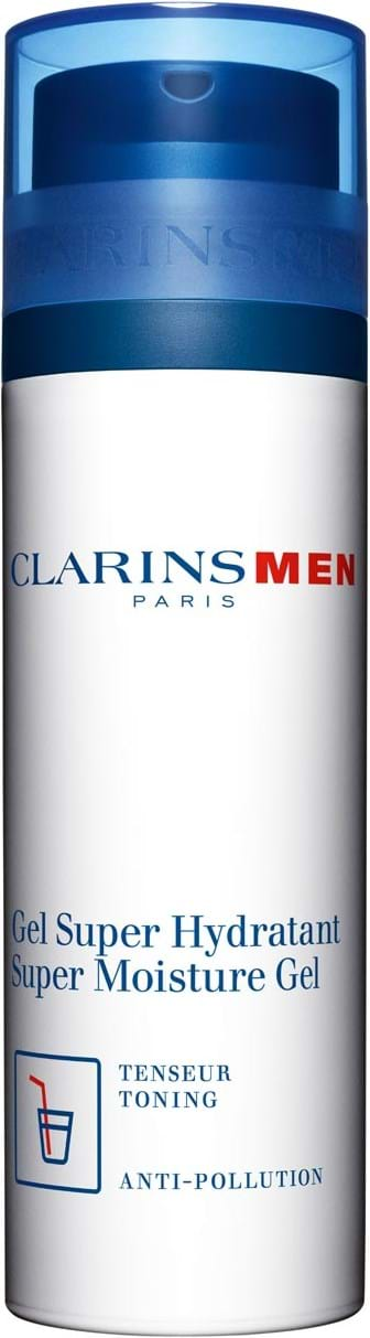 Clarins Men Super Moisture Gel 50 ml