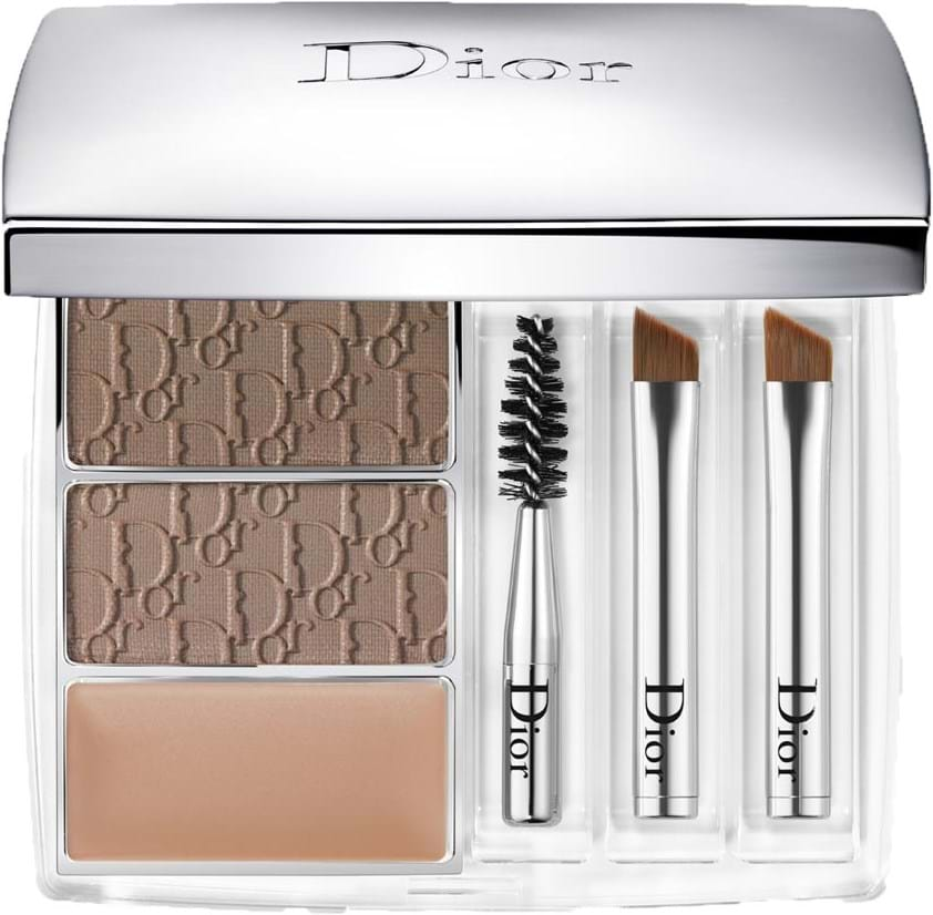 Dior All in Brow 3D Backstage Pros Palette N° 002 Blonde