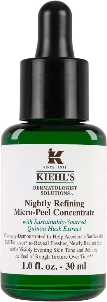 Kiehl´s Dermatologist Solution Nightly Refining Micro-Peel Concentrate 30 ml