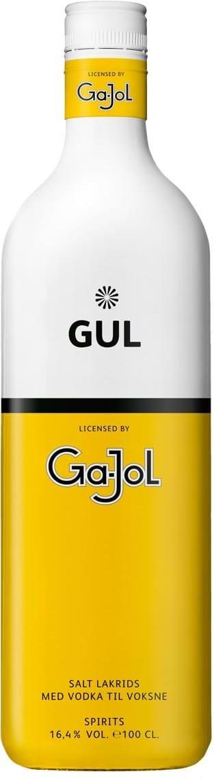 Ga-Jol Gul med Vodka 16,4% 1L