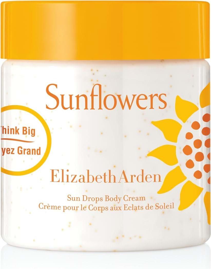 Elizabeth Arden Sunflowers Sun Drop Body Cream 500 ml
