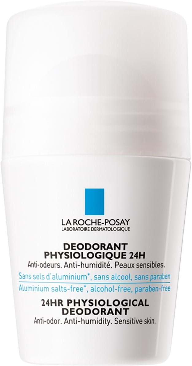 La Roche Posay Physiological Deodorant Roll-on 50 ml