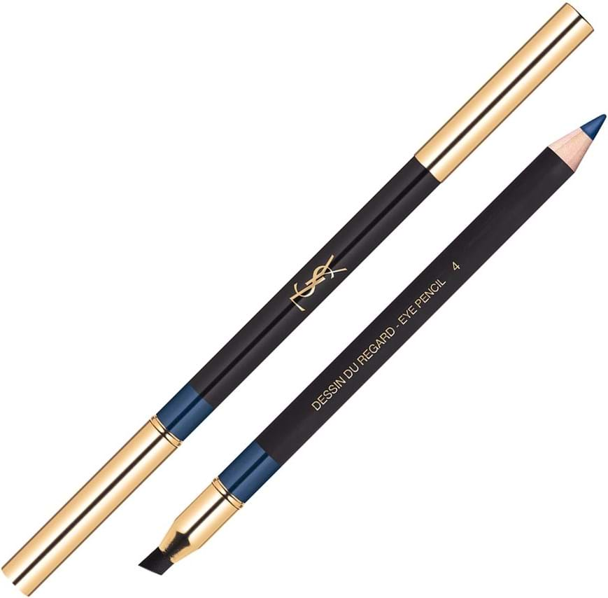 Yves Saint Laurent Dessin du Regard Eye Pencil N° 4 Bleu